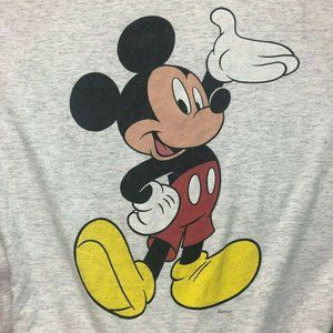 Vintage Disney Mickey Unlimited Made USA T Shirt M